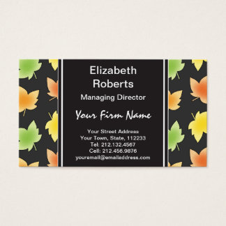 AutumLeavesLightGlow.png Business Card