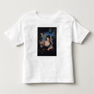 Autumn, 1718 toddler t-shirt