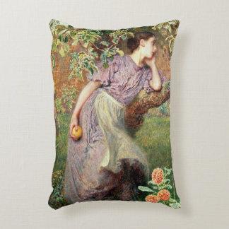 Autumn, 1865 decorative pillow