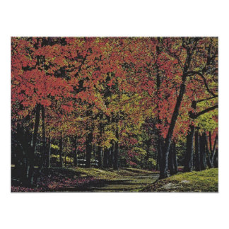 Autumn 30 print