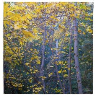 Autumn 6 napkin