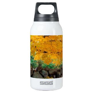 Autumn A Golden Season In New England Thermos Bottle