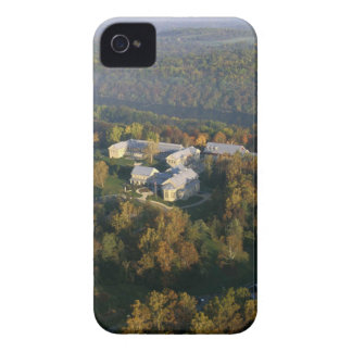 AUTUMN AERIAL OF THE NATIONAL CONSERVATION TRAININ iPhone 4 COVER