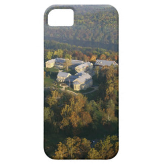 AUTUMN AERIAL OF THE NATIONAL CONSERVATION TRAININ iPhone SE/5/5s CASE