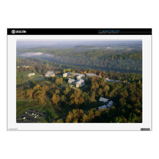 AUTUMN AERIAL OF THE NATIONAL CONSERVATION TRAININ LAPTOP SKINS
