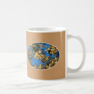 Autumn Afternoon Classic White Coffee Mug