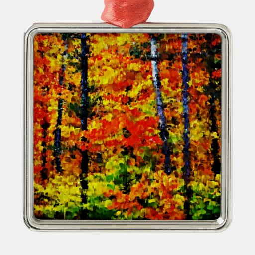 Autumn Afternoon - Painting Art Ornaments