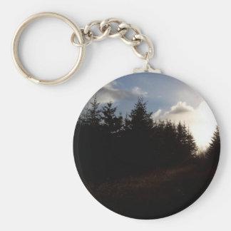 Autumn Air Key Chain