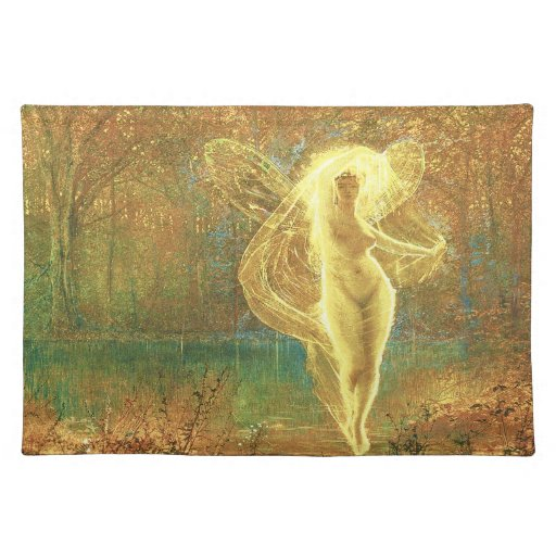 Autumn - American MoJo Placemat Cloth Placemat