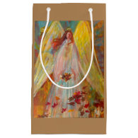 Autumn Angel Small Gift Bag