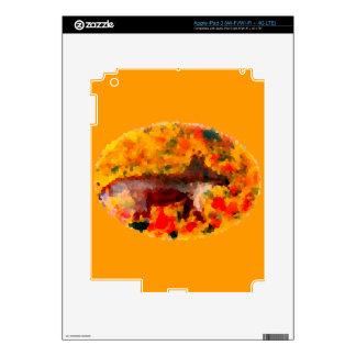Autumn Animal Art Fox iPad 3 Skin