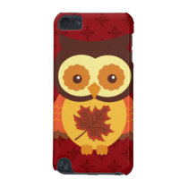 Autumn Animals iPod Touch (5th Generation) Case