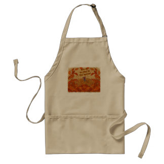 Autumn Apron