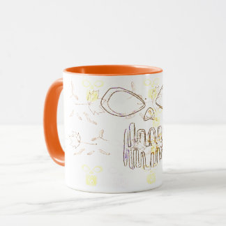 Autumn Art Mug