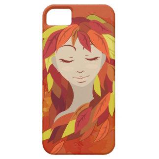 Autumn (Asleep) iPhone 5 Case