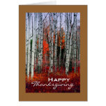 Autumn Aspen Grove, Thanksgiving Cards