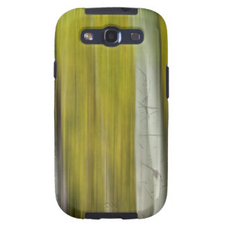 Autumn Aspen Tree Trunks In Their Glory Dreaming Galaxy SIII Case