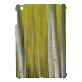 Autumn Aspen Tree Trunks In Their Glory Dreaming Case For The iPad Mini