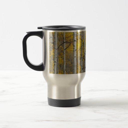 Autumn Aspens Mugs