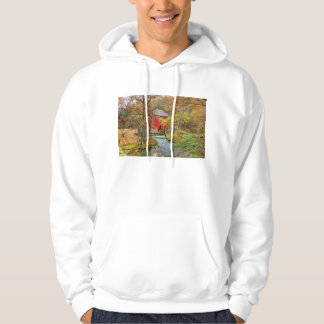 Autumn At Alley Mill Hoodie
