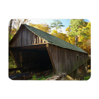 Autumn at Concord Covered Bridge Magnet