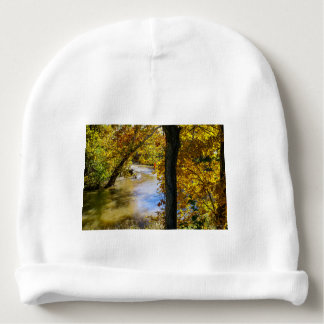 Autumn At James River Bend Baby Beanie