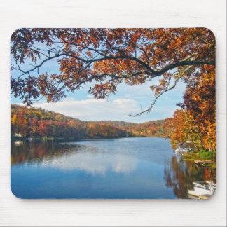 Autumn at Lake Killarney Mouse Pad