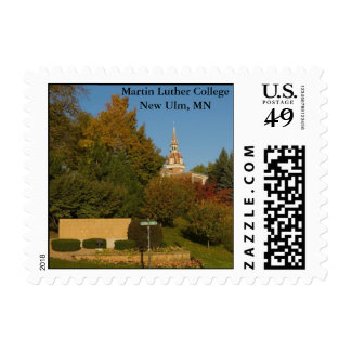 Autumn at MLC Postage Stamp