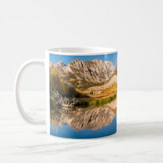 Autumn at North lake, California Coffee Mug