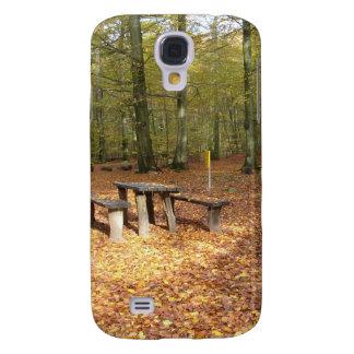 Autumn At Söderåsen National Park Samsung Galaxy S4 Cover