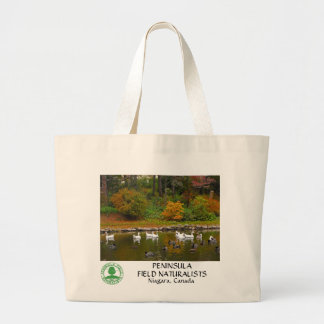 Autumn at the Duck Pond Tote Bag