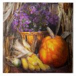 Autumn - Autumn is festive Ceramic Tile
