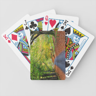 Autumn Avenue - Plaing Cards Playing Cards
