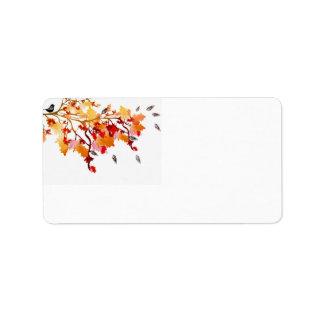 Autumn Avery Label