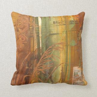 Autumn Aviary Pillow
