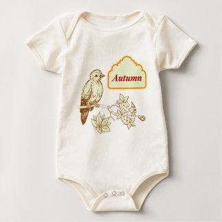 Autumn Baby Bodysuit