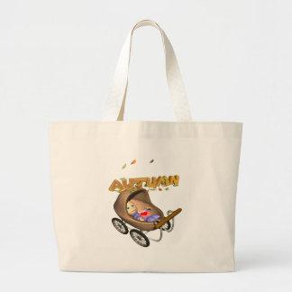 Autumn Baby Tote Bag