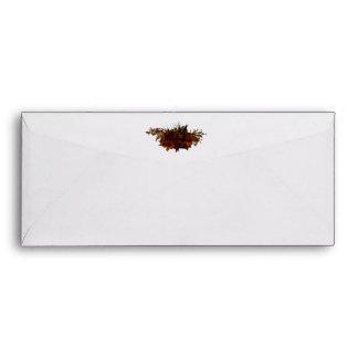Autumn Basket Stationery Envelope