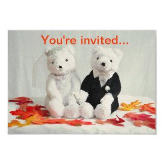 Autumn Bear Invite