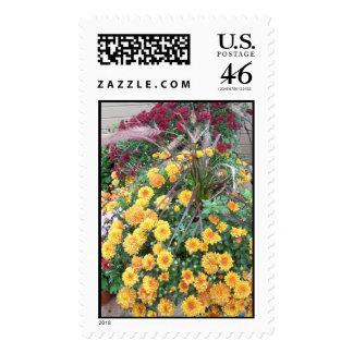 Autumn Beauty Postage Stamp