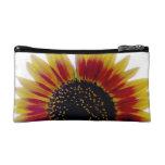 Autumn Beauty Sunflower Sunset Makeup Bag
