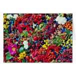 Autumn berries  flowers cards
