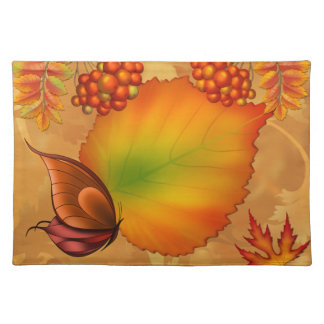 Autumn Berries Placemat