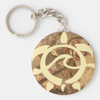 Autumn-BG-Turtle Keychains