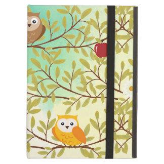Autumn birds cover for iPad air