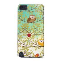 Autumn birds iPod touch 5G case
