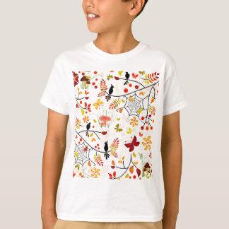 autumn birds T-Shirt