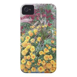 Autumn Blooms Blackberry Bold Case