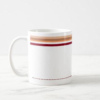 Autumn Border Mug