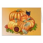Autumn Bounty Card